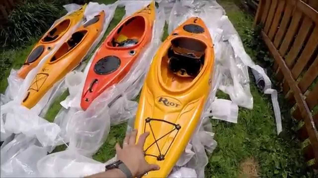Kayak Review - Riot Quest 9 5 and 10