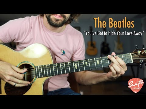 "beatles-""you've-got-to-hide-your-love-away""-guitar-lesson---easy-acoustic-guitar-songs"