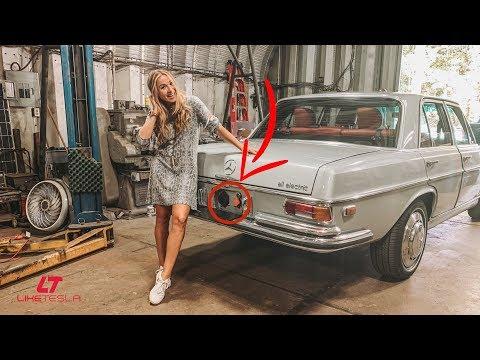 Freitag-News: Mercedes Oldtimer umgebaut, Dyson gibt auf, Nobelpreis Kontroverse, BMW und Christian Lindner verstören