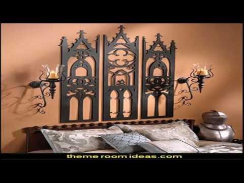 Diy Gothic Bedroom Decor