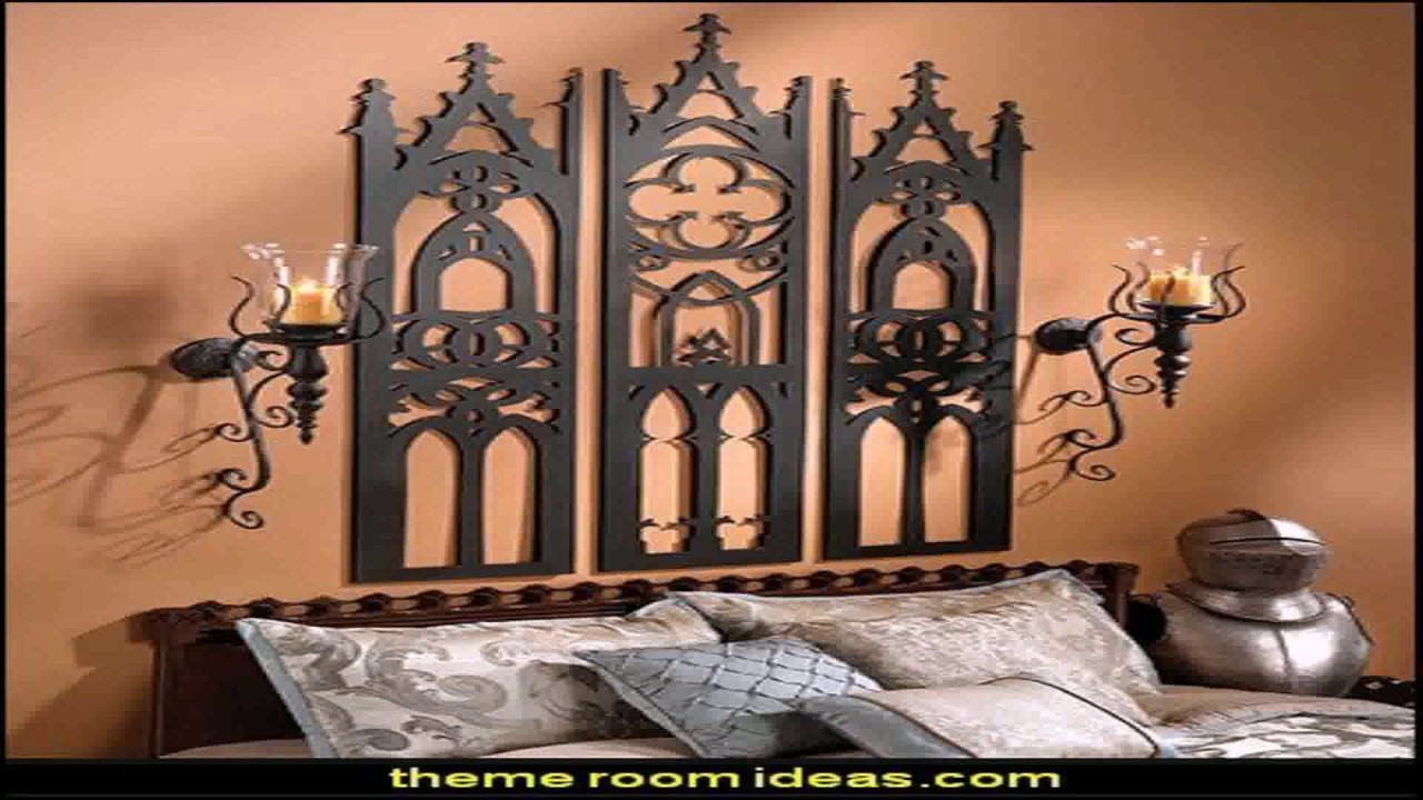 diy gothic bedroom decor youtube. Black Bedroom Furniture Sets. Home Design Ideas