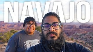 IN THE WILD with NAVAJOS! - Monument Valley with Navajo Spirit Tours