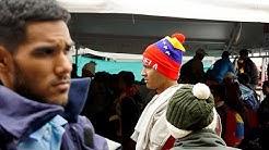 Colombia pide ayuda para hacer frente a la crisis migratoria venezolana
