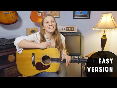 What A Wonderful World Guitar Lesson (EASY VERSION)