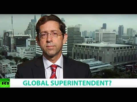 GLOBAL SUPERINTENDENT? Ft. Gal Luft, Co-Director of the IAGS