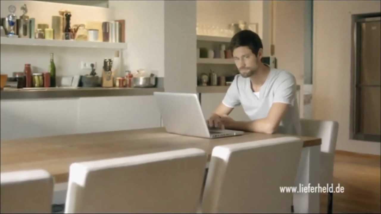 Lieferheld Werbung 2013