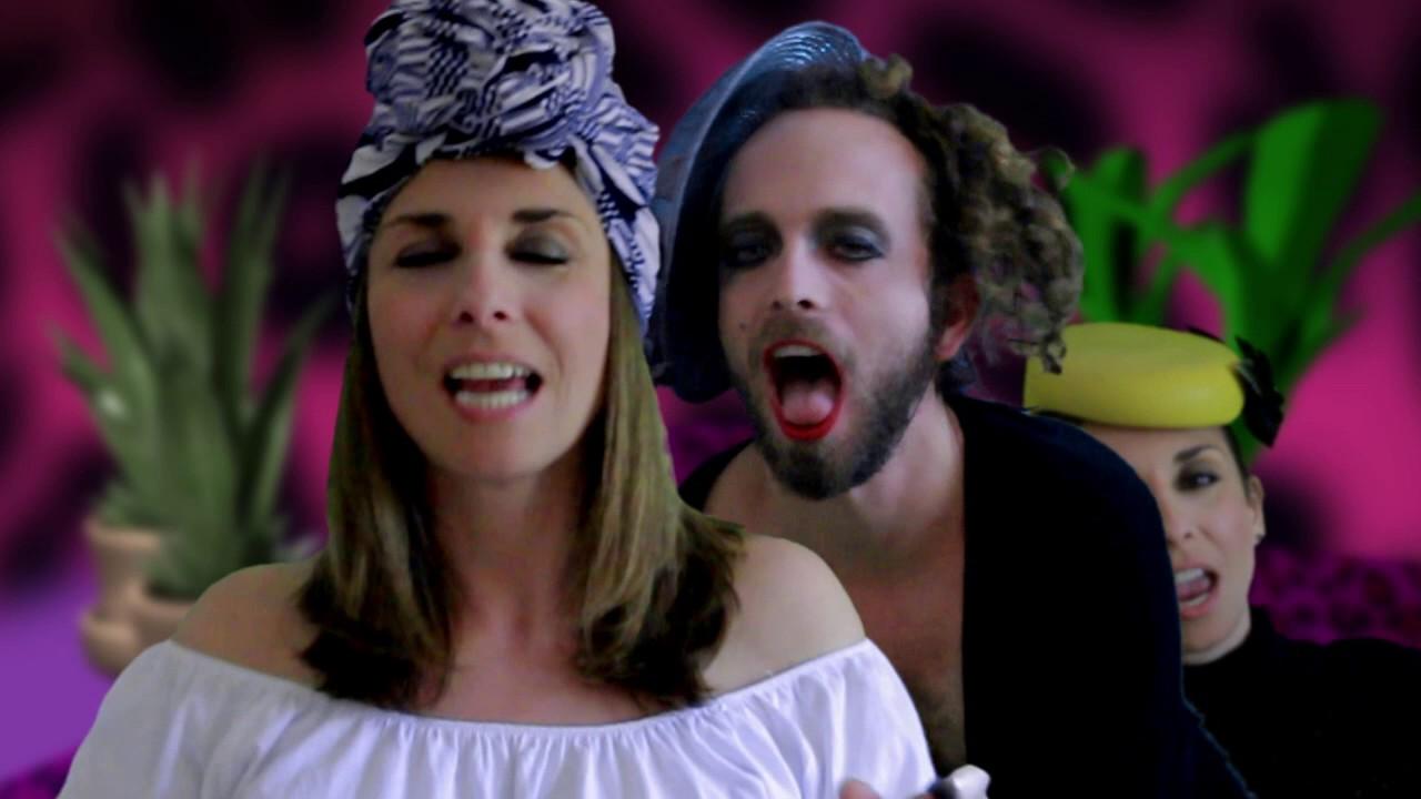 Just an Art - Carmela Visone & The Grooves (Official Video)