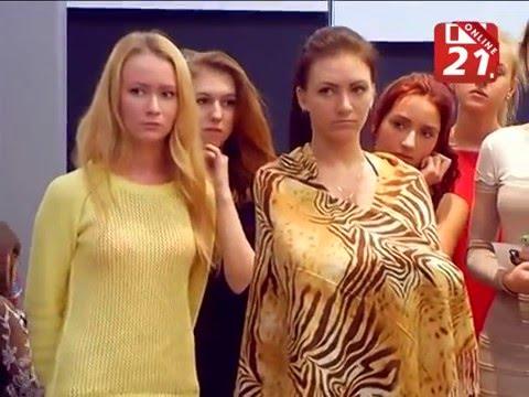 Краса Заполярья 2016. Кастинг в купальниках.