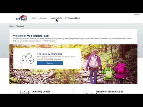 Empower Retirement - Guided Tour For Employee Participants