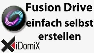 Fusion Drive in älteren Macs selbst erstellen Marke Eigenbau