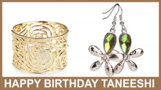 Taneeshi   Jewelry & Joyas - Happy Birthday