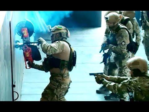 Как Спецназ Ломает Дверь - Бричерский Набор Спецназа
