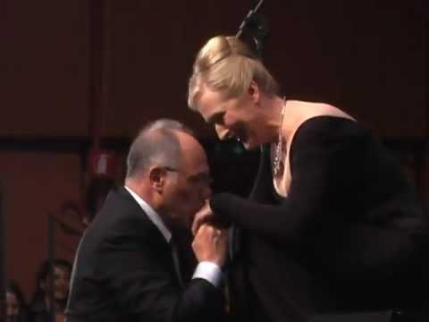 Meryl Streep al festival del cinema di Roma