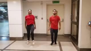 Freestyle Bhangra on desi da drum by (GBM)