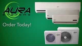 Aura Home Systems Ductless Mini Split Full Video