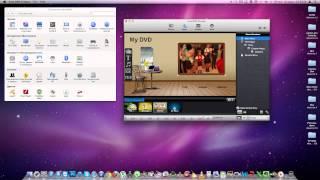 iMac free DVD Creator