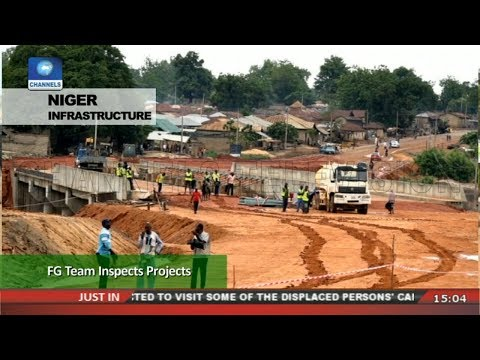 FG Team Inspects Projects In Niger