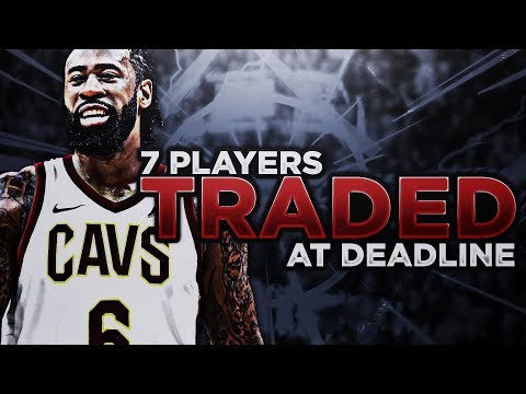 7 NBA PLAYERS THAT WILL BE TRADED BEFORE THE TRADE DEADLINE!