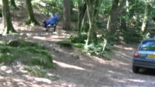Le Tholy, les cascades du Tendon et Gerardmer en 2005