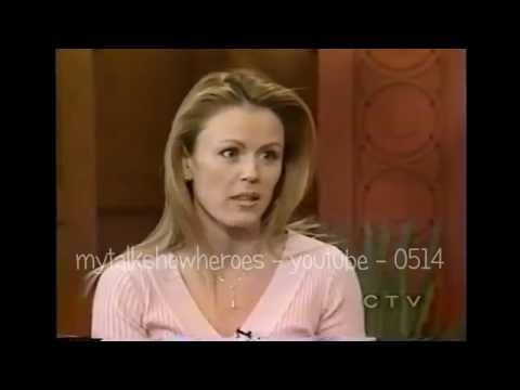 TRISTA SUTTER 'BACHELORETTE' CHATS WITH REGIS & KELLY