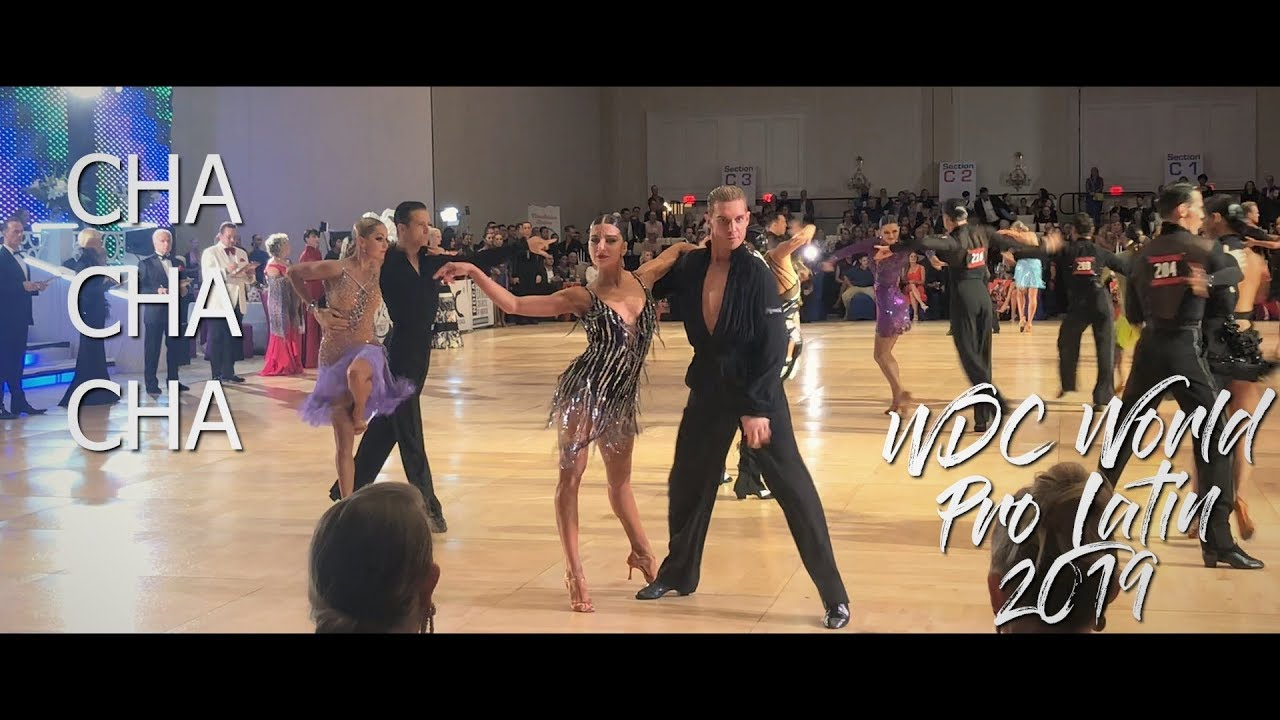 Troels Bager - Ina Jeliazkova I Cha Cha I WDC World Pro Latin 2019