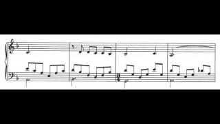 Wim Mertens. The fosse (score)