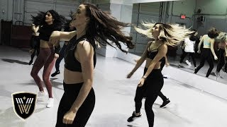 Meet the Warriors Dance Team