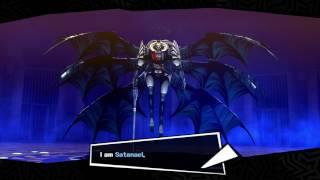 Persona 5 - Fusing Satanael
