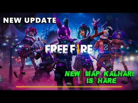 Free Fire Live Hindi [FF Live] - New Map Kalahari Is Hare!!