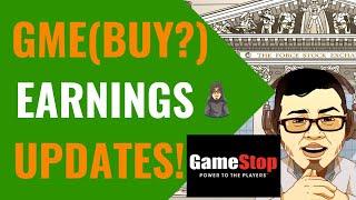 Gme Q3 Earnings  Gamestop Q3 Earnings Report  | Buy $gme Stock?