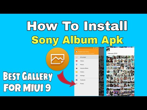 Best Sony Album Gallery For Any Android