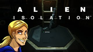 New Toys and Old: Alien Isolation Ep 41