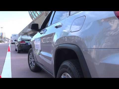 All New Jeep Cherokee Diesel Ride Along