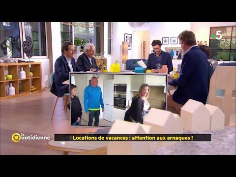 Locations De Vacances : Attention Aux Arnaques !