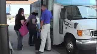 Port of Galveston Cruise Parking- Galveston, Texas