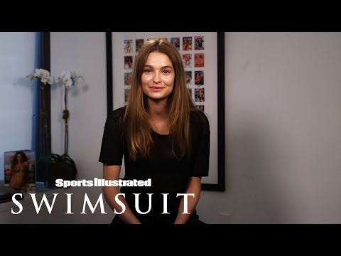 Roos Plays Never Have I Ever Casting 2016 | Sports Illustrated Swimsuit