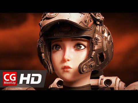 """CGI Animated Short Film: """"Pawn"""" by Zishu Xiang   CGMeetup"""