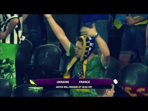 رقص مشجع اوكراني على ايقاع الشعبي المغربي MATCH FRANCE VS  UKRAINE لايفوتكمَ thumbnail