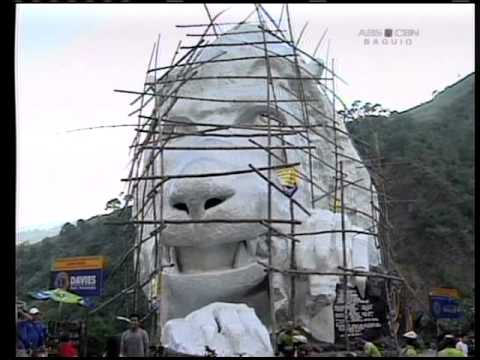 WATCH: Baguio Lion's Head gets a makeover
