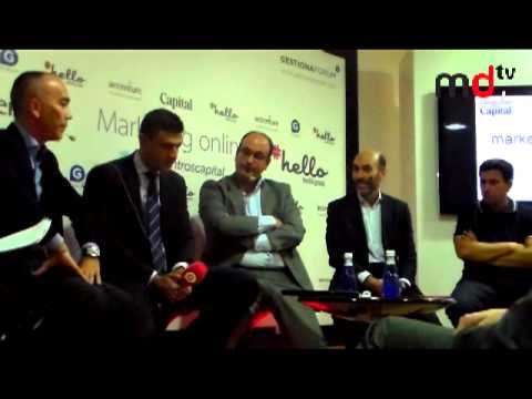 "Encuentros Capital: ""marketing online"""