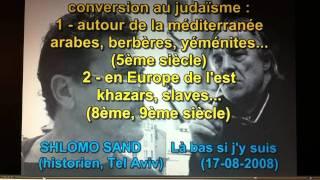LES BANTOUS SONT LES VRAIS JUIFS: LES KHAZARS