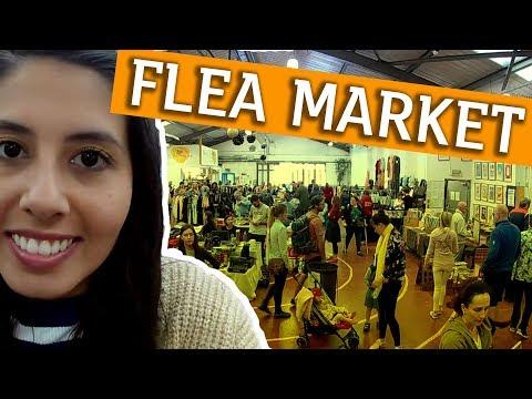 Conheça o Dublin Flea Market