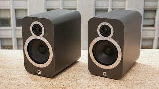 Q Acoustics 3020i Review - Big And Smooth Sound From Small