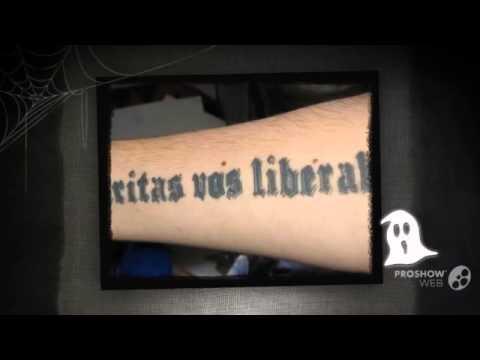 Татуировки на латыни с переводом