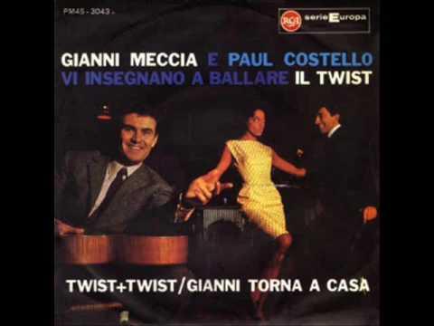 Gianni Meccia -  Gianni torna a casa