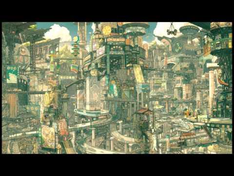 White's Dream - Plaid / Tekkonkinkreet Soundtrack / A Michael Arias Film
