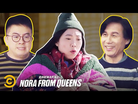 Awkwafina is Nora from Queens Season 2 - Official Trailer