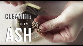 Can You Clean Jewellery With Ash?