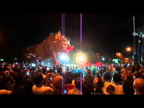 Bali Nyepi 2013