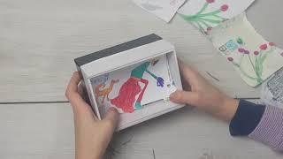 как сделать бумажный телефон своими руками
